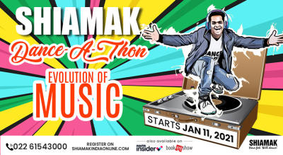 SHIAMAK Dance-a-thon - Adults' Batch