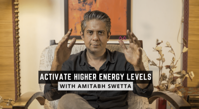 Activate Higher Energy Levels - With Masterlife