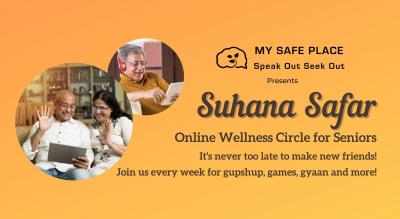 Suhana Safar - Senior Citizen Support Group