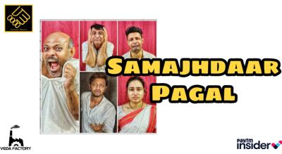 Samajhdaar pagal (Desh bahishkrit)