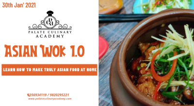 Asian Wok 1.O with Rakhee Vaswani