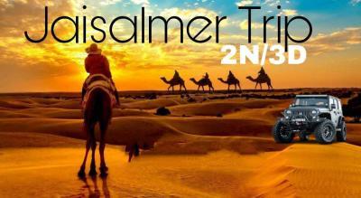 Jaisalmer Trip 2N/3D
