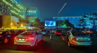 Drive-In Cinema – Date Night