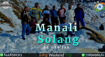 Manali Solang - 2N & 3D