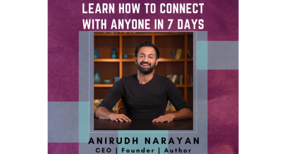 Learn to Connect with Anyone