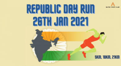 Republic Day Virtual Run 2021