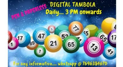 Tambola Online 20 Minutes Game