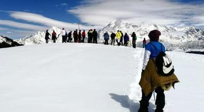 Brahmatal Winter Trek