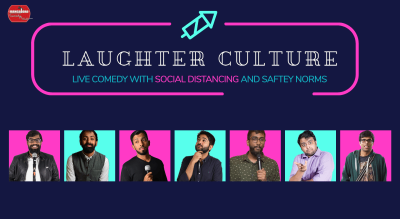 Laughter Culture - A Standup Comedy show