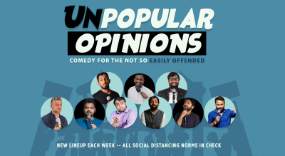 Unpopular Opinions - A Standup Comedy Show