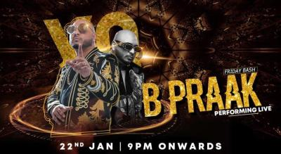 B Praak Live