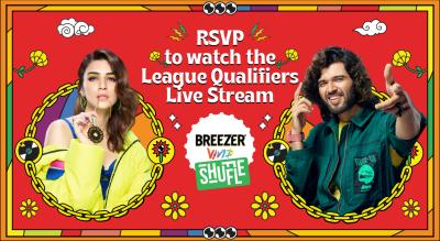 BREEZER Vivid Shuffle League Qualifiers