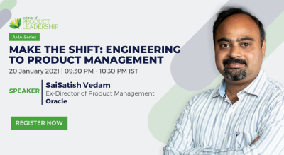 Make the Shift: Engineering to Product Management