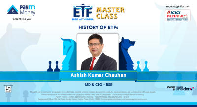 History of ETFs with Ashish Kumar Chauhan