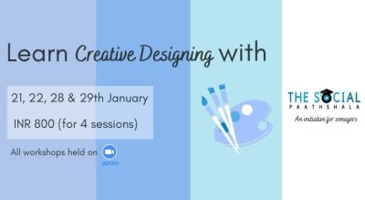 Creative Designing Class for senagers