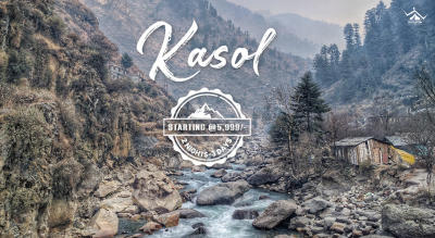 WanderOn Kasol Rudranag - Weekend Trip From Delhi