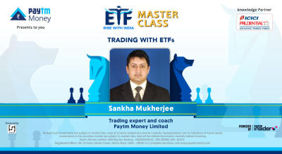 Trading with ETFs by Sankha Mukherjee
