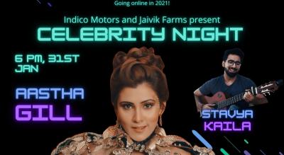 Live Concert with Aastha Gill