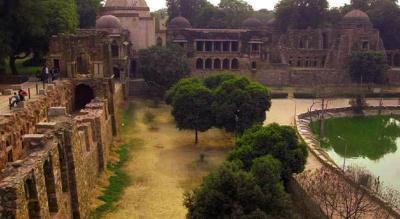 Exploring Madrasa-e-Firoz Shahi & Deer Park