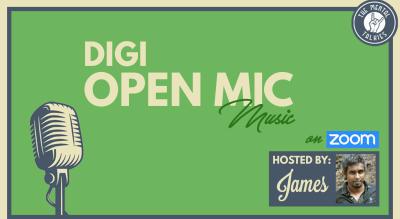 Open Mic-Music