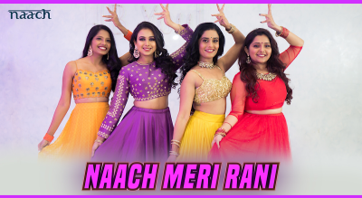Team Naach - Naach Meri Rani (Weekend Workshop)