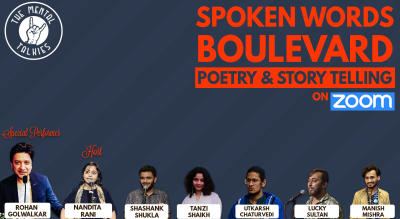 Spoken Word Boulevard-Poetry And Storytelling