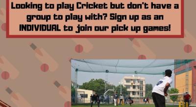 Box Cricket Pick Up Games