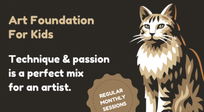 Art Foundation for Kids