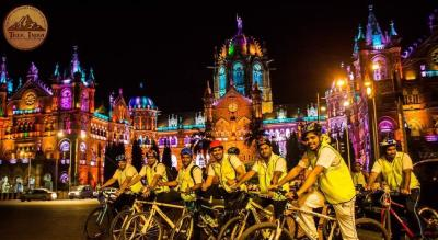 Midnight Cycling - South Mumbai Circuit