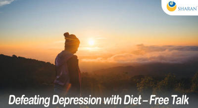 Defeating Depression with Diet – Free Talk