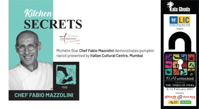 Kitchen Secrets: Michelin Star Chef Fabio Mazzolini | KGAF 2021