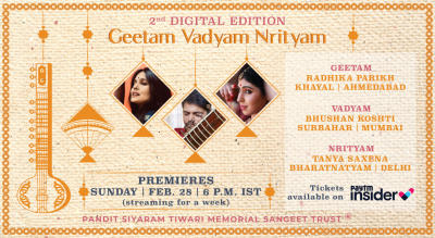 Geetam Vadyam Nrityam 2nd Digital Edition