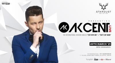 Akcent Live at Stardust