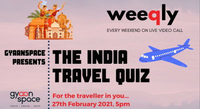 The India Travel Quiz by Gyaanspace