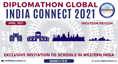 Diplomathon Global India Connect 2021 Western Edition