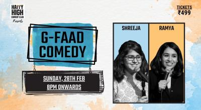 G-Faad Comedy Ft. Shreeja & Ramya