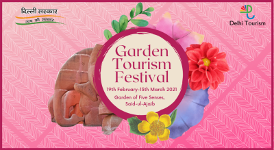 34th The Garden Tourism Festival