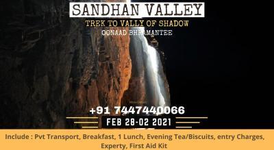 SANDHAN VALLEY TREK VALLEY OF SHADOWS WITH OONAAD BHRAMANTEE