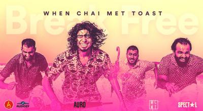Break Free with When Chai Met Toast | Auro Kitchen & Bar, Delhi