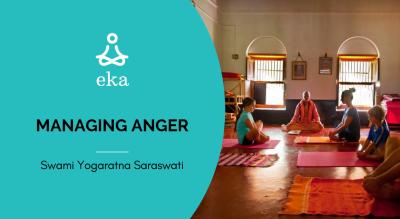Managing ANGER with Swami Yogaratna Saraswati