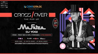 CrossOver ft Ma Faiza | Proxy Bar & Cafe |27th Feb