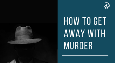 ARTHASHASTRA- HOW TO GET AWAY WITH MURDER
