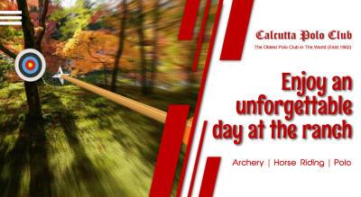 Archery Workshop at Calcutta Polo Club
