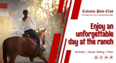 Horse Riding Experience at Calcutta Polo Club