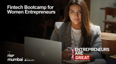 FinTech Bootcamp for Women Entrepreneurs