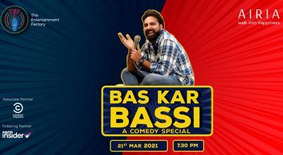 Bas Kar Bassi Ft Anubhav Singh Bassi