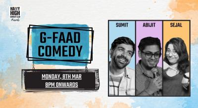 G-Faad Comedy Ft. Sumit, Abijit & Sejal