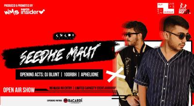 Seedhe Maut, Live at DLF Avenue