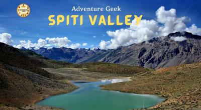 Spiti Backpacking Tour