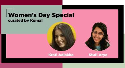 Women's Day Special Zoom Show